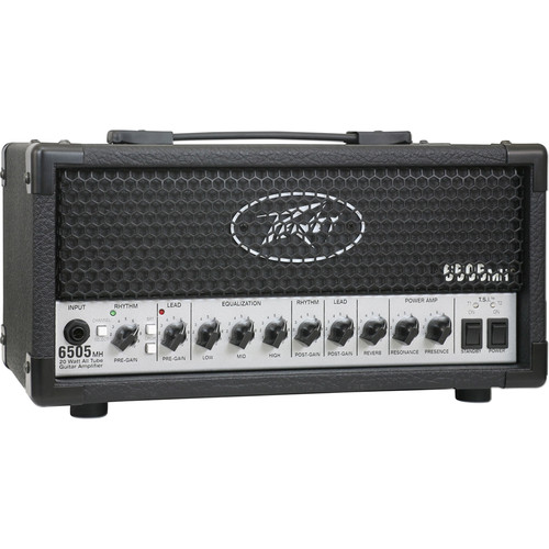 Peavey 6505 MH Micro Head Series 20W All Tube Guitar Amplifier