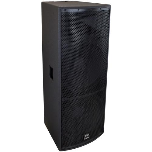 Peavey SP4 Quasi-Three-Way Full-Range/Bi-Amp Sound System