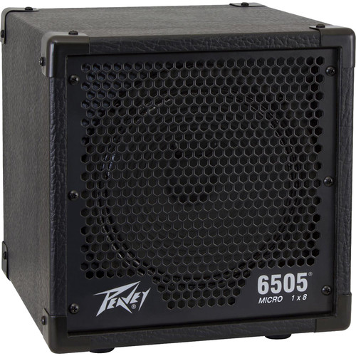 Peavey 6505 Micro 1x8 Speaker Cabinet for Electric Guitars