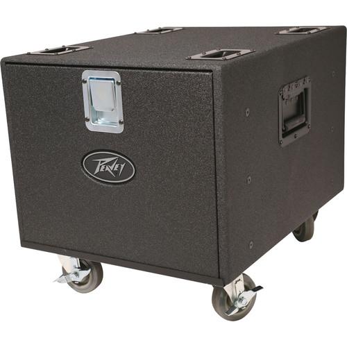 Peavey 10 RU Space Premium Rack Case (with Locking Casters)