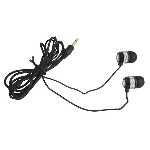Peavey Earbuds for Assisted Listening Wireless Systems