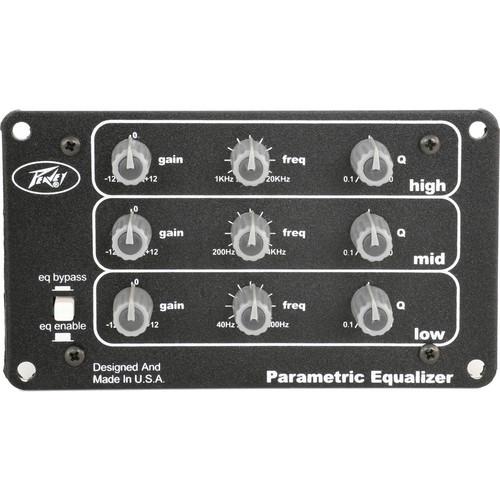 Peavey 3-Band Parametric EQ Expansion Module