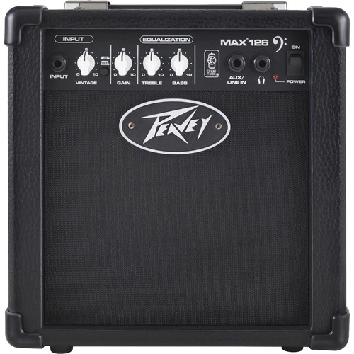 Peavey Max 126 Bass Combo Amplifier