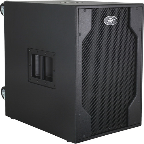 "Peavey PVXp SUB Vented Bass Powered 15"" Subwoofer Enclosure"