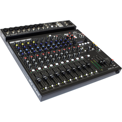 Peavey PV 14 AT Mixing Console with Bluetooth and Antares Auto-Tune