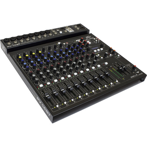 Peavey PV 14 BT Mixing Console with Bluetooth