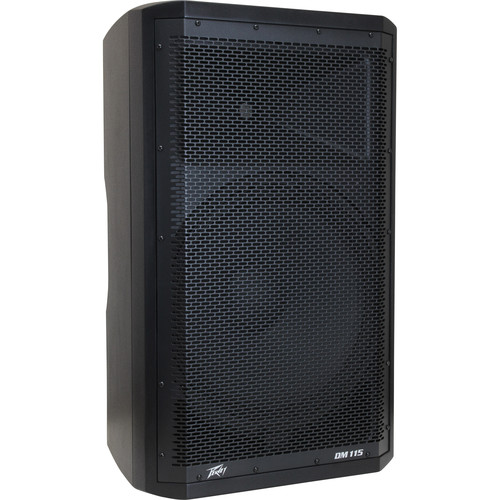 "Peavey DM 115 2-Way 15"" Woofer Dark Matter Series Speaker System"