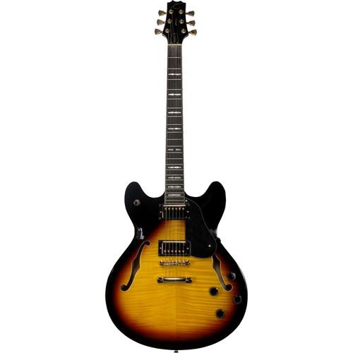 Peavey JF-1 Electric Guitar (Sunburst)