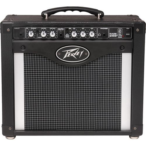 Peavey TransTube Series Rage 258 25W Guitar Combo Amp