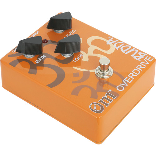 Peavey Budda OM Overdrive Pedal for Electric Guitars