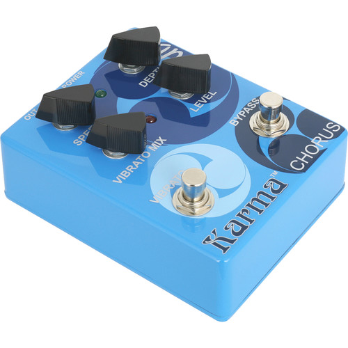 Peavey Budda Karma Chorus Pedal for Electric Guitars