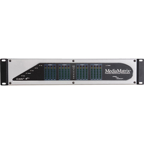 MediaMatrix CAB 4n CM-1 Configurable Audio Bridge