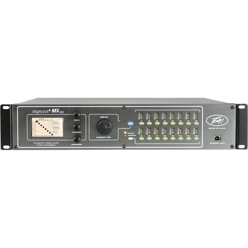 Peavey Digitool MX32 16x16 Digital Audio Processor