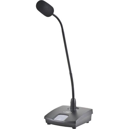 Peavey DMG-5V Desktop Microphone (Matte Black)