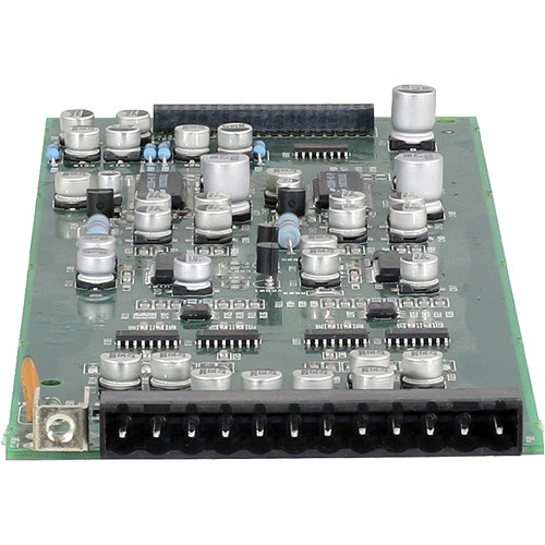MediaMatrix MM Line 4 4-Channel Input and Output Card