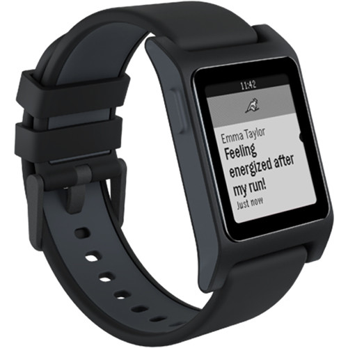 Pebble 2 HR Smartwatch (Black)