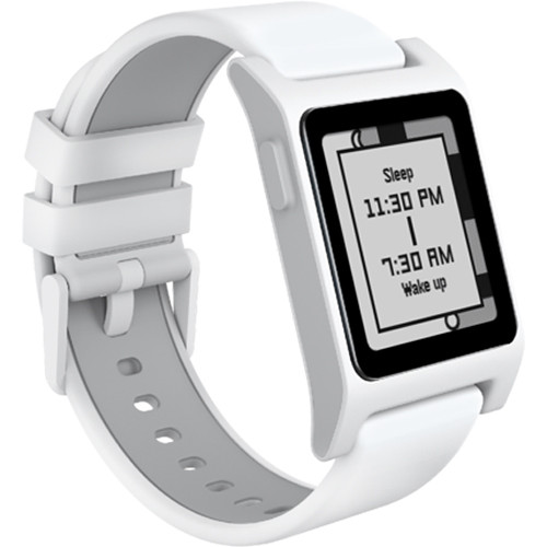 Pebble 2 HR Smartwatch (White)