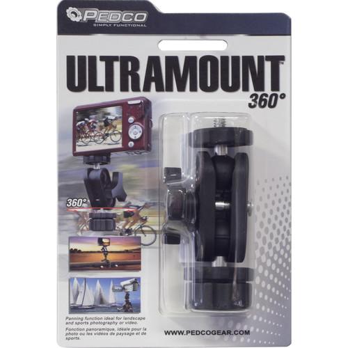 """Pedco UltraMount 360 Swiveling Ball & 1/4""""-20 Mount"""