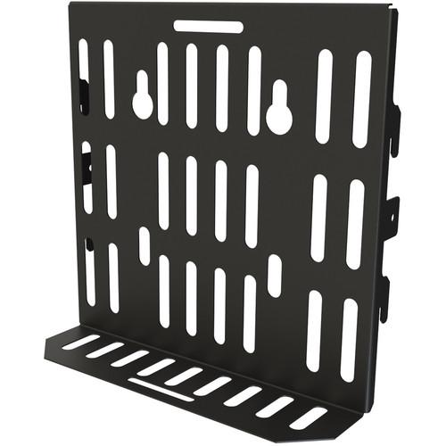 Peerless-AV Media Player Shelf for DS-VWS546-2X2 Video Wall Mount / FPZ-600 Flat-Panel Floor Stand