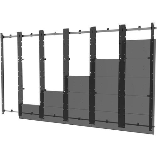 Peerless-AV 6x6 Flat Video Wall Mount for Absen Acclaim, Acclaim Plus, Acclaim Pro, and Icon Displays (Black)