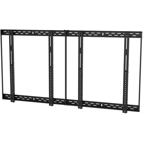 "Peerless-AV DS-VW655-2X2 SmartMount Flat Mounting Kit for 46 to 55"" Displays in 2 x 2 Video Wall Installations"