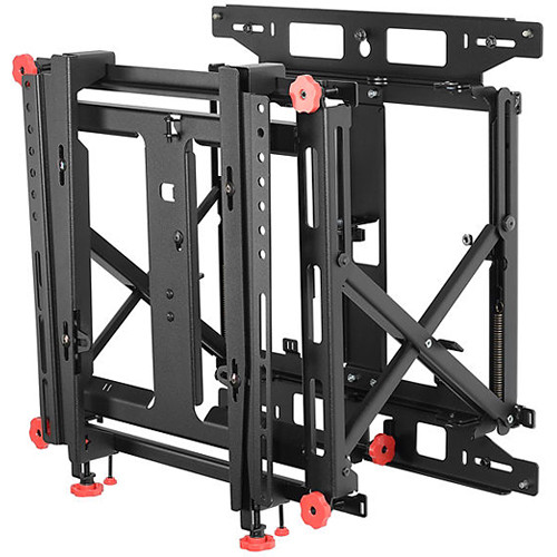 """Peerless-AV DS-VW775-QR SmartMount Supreme Video Wall Mountwith Quick Release for 46 to 60"""" Displays"""