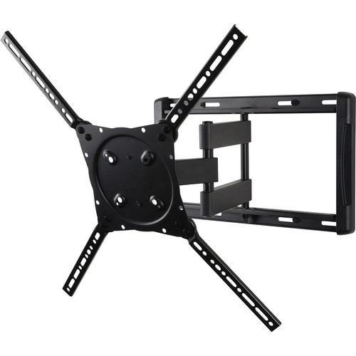 "Peerless-AV ETALU Full-Motion Wall Mount for 42 to 75"" Displays"