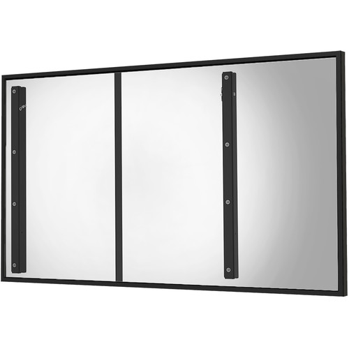 Peerless-AV Outdoor Flat Landscape Wall Mount for the Samsung OH85F Display