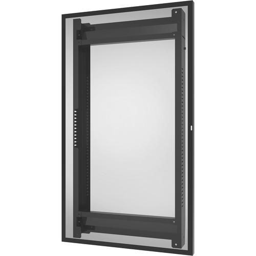 Peerless-AV Outdoor Tilt Portrait Wall Mount for the Samsung OH46F Display