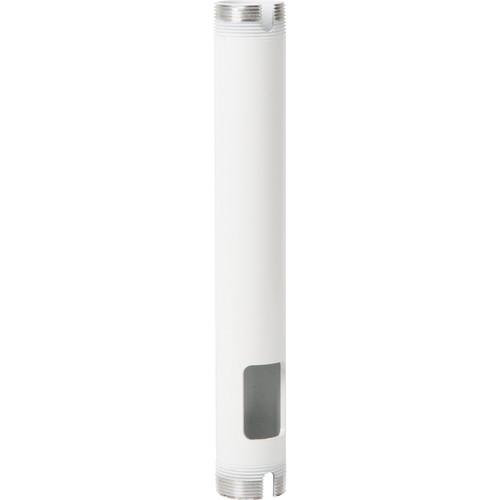 Peerless-AV EXT101-W Fixed Length Extension Column (White, 1')
