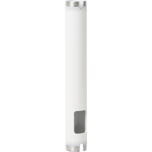 Peerless-AV EXT101-W Fixed Length Extension Column (White, 1')