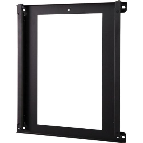 "Peerless-AV Enclosed Flat Wall Mount for 40 to 55"" Flat Panel LED Display (VESA 400 x 400)"