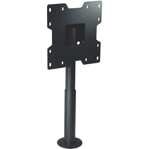 "Peerless-AV Tabletop Swivel Mount for 26 - 37"" Flat Panel TV (Silver)"