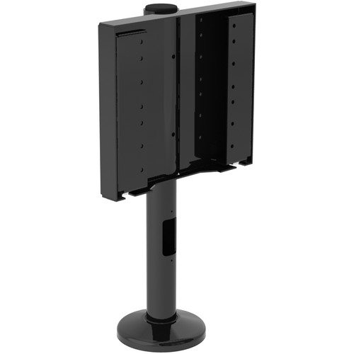 "Peerless-AV Tabletop TV Swivel Mount for 32 to 42"" Flat Panel TVs with VESA Pattern 200 x 100/200 (Key 61)"