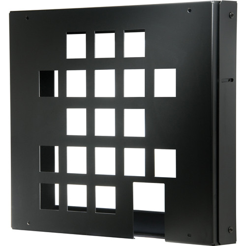 "Peerless-AV Enclosed Tilt Wall Mount for 37 to 55"" Flat Panel TV (VESA 400 x 400 and M8 Threads)"