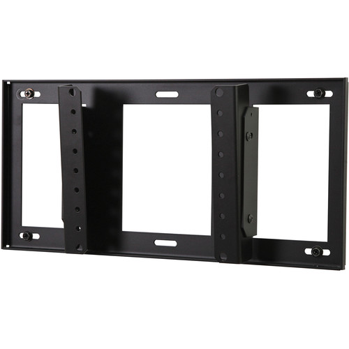 "Peerless-AV Enclosed Flat/Tilt Wall Mount for 32 to 50"" Flat Panel TV (VESA 200 x 100/200)"
