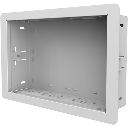"Peerless-AV 14X9"" In-Wall Box For Recessed Power And Av Components"