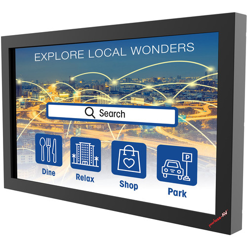 "Peerless-AV IR Touch Overlay for 49"" Xtreme High-Bright Outdoor Display"