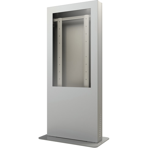 "Peerless-AV Portrait Kiosk Enclosure for 46"" Display"