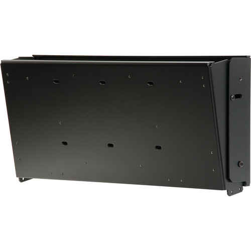 "Peerless-AV Enclosed Flat/Tilt Wall Mount for 26 to 32"" Flat Panel TV (VESA 100 x 100 & 200 x 100)"