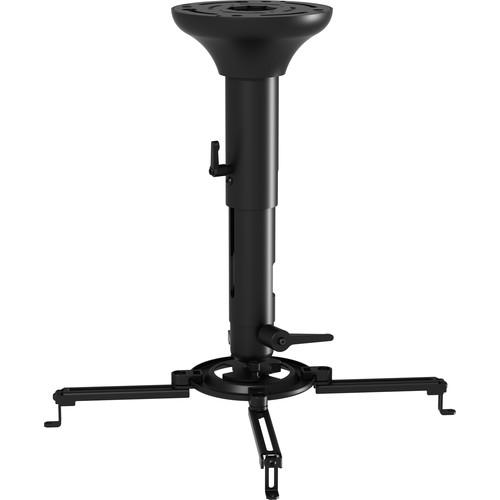 """Peerless-AV SmartMount Projector Mount (13 to 18"""" Drop, Black)"""