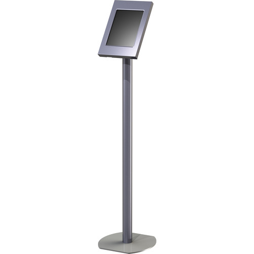 Peerless-AV Kiosk Floor Stand for iPad Tablets (Silver)