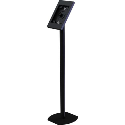 Peerless-AV Kiosk Floor Stand for iPad Tablets (Black)
