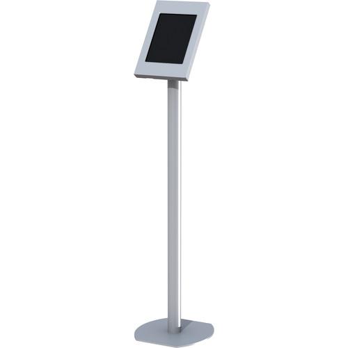 Peerless-AV Kiosk Floor Stand for iPad Tablets (White)
