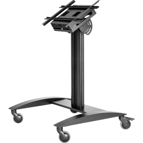 Peerless-AV SmartMount Universal Kiosk Cart (Black)