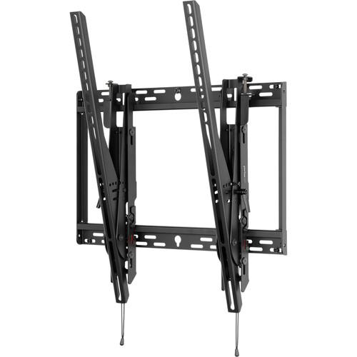 """Peerless-AV SmartMount Universal Portrait Tilt Wall Mount for 46 to 90"""" Displays"""