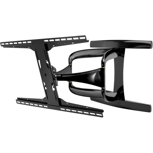 "Peerless-AV Designer Series Universal Ultra Slim Articulating Wall Mount for 46 to 90"" Ultra-Thin Display"
