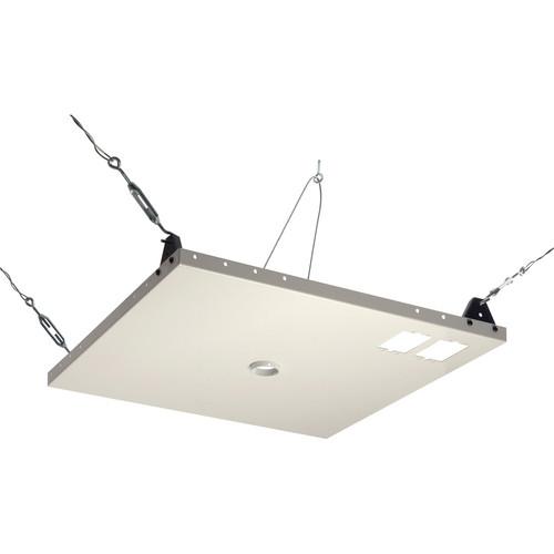 Peerless-AV CMJ450-AW Antimicrobial Suspended Ceiling Kit for Jumbo Mounts (White)