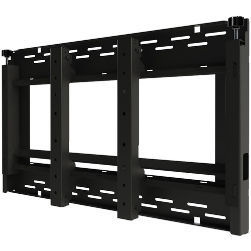 Peerless-AV DS-VW665 Flat Video Wall Mount (Black)