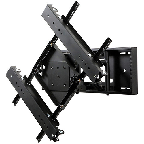 "Peerless-AV Mosaic Video Wall Mount for 46-70"" Displays (Black)"